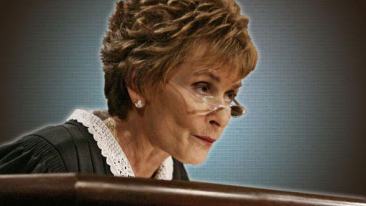 Judge Judy 660 AP graphics bank